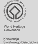 Logo UNESCO i WORLD HERITAGE CONVENTION